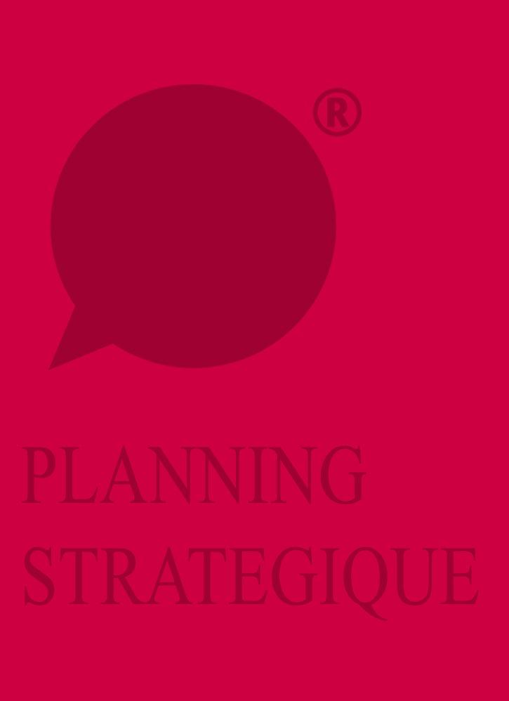 Agence planning stratégique
